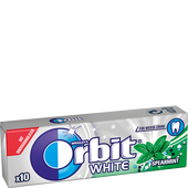 Bild: Orbit White Spearmint Kaugummi