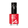 Bild: MANHATTAN Super Gel Nailpolish devious red
