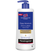 Bild: Neutrogena Deep Moisture Öl-in-Lotion
