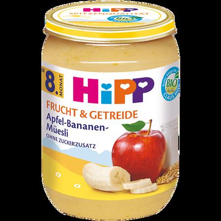HiPP Apfel-Bananen Müsli