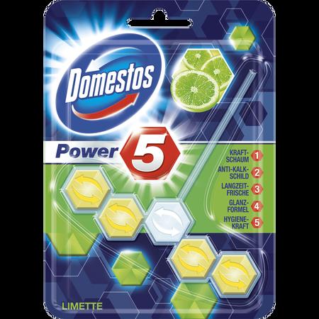 Domestos Power 5 WC Beckenstein Limette