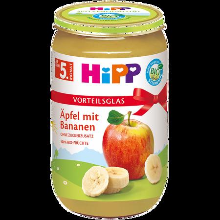 HiPP Äpfel mit Banane