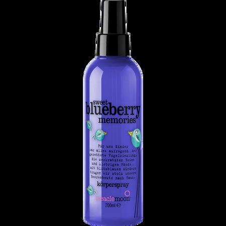 Treaclemoon Sweet Blueberry Memories Körperspray