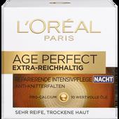 Bild: L'ORÉAL PARIS Age Perfect Extra-Reichhaltig Nachtcreme