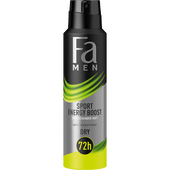 Bild: Fa MEN Deo Spray Sport Energy Boost