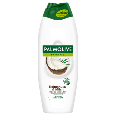 Palmolive Naturals Cremebad Kokosnuss