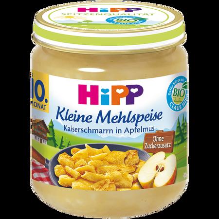 HiPP Kaiserschmarrn mit Apfelmus