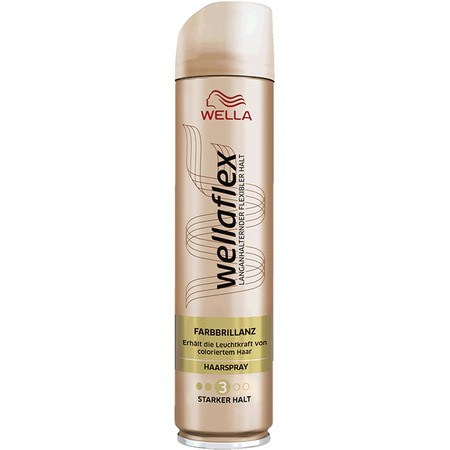 WELLA wellaflex Color Glanz Haarspray