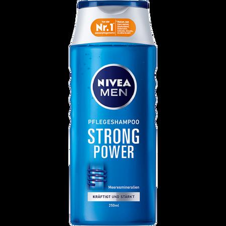 NIVEA MEN Strong Power Pflegeshampoo