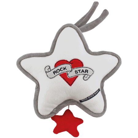 Rockstar Baby Spieluhr Heart & Wings