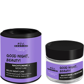 Bild: b.e. ROUTINE Good Night, Beauty! Nachtcreme + Moisture