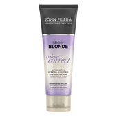 Bild: JOHN FRIEDA Sheer Blonde Colour Correct Anti-Gelbstich Spezial Shampoo