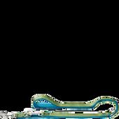 Bild: HUNTER Verstellbare Führleine Neopren hellgrün-petrol
