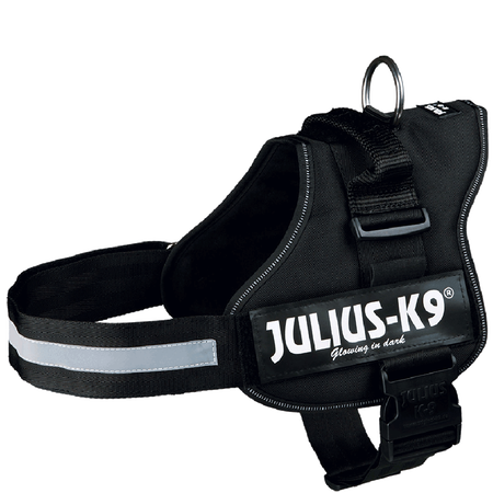 JULIUS-K9 Powergeschirr für Hunde Größe 1