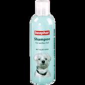 Bild: beaphar Shampoo für weißes Fell