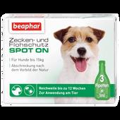 Bild: beaphar Zecken- & Flohschutz SPOT ON für kleine Hunde