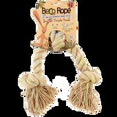 Bild: BeCo Pets Hundespielzeug BeCo Rope Jungle Triple Knot