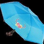 Bild: derby Minischirm mit Hirsch blau