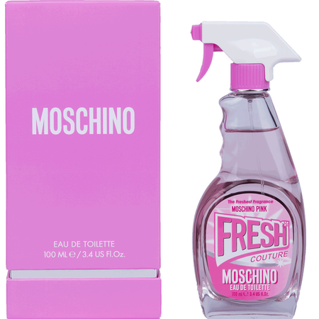 Moschino Pink Fresh Couture Eau de Toilette (EdT)