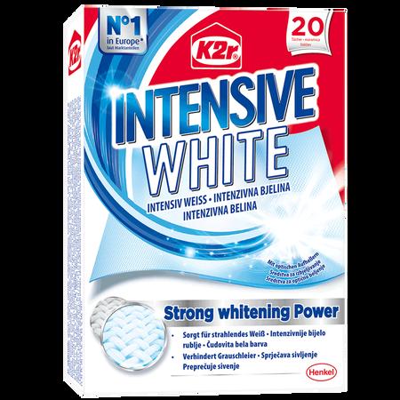 K2R Intensiv White Tücher