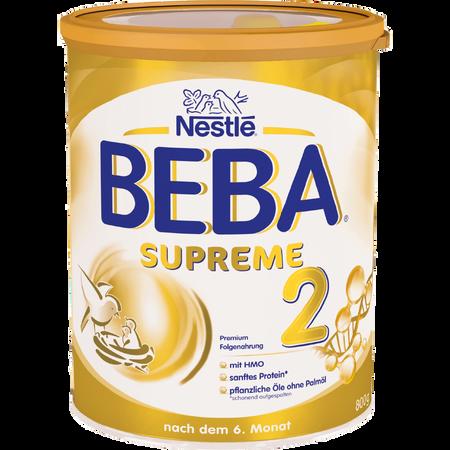 BEBA Folgenahrung Supreme 2