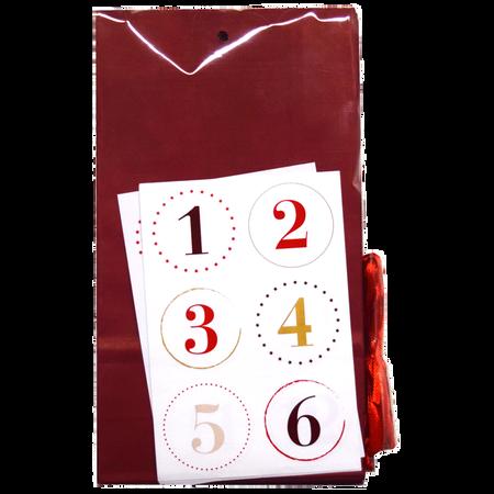 Adventkalender Papiertüten