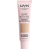 Bild: NYX Professional Make-up Bare with me Tinted Skin Veil true beige buff