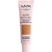 Bild: NYX Professional Make-up Bare with me Tinted Skin Veil golden camel