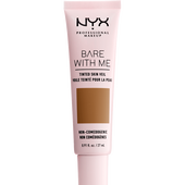 Bild: NYX Professional Make-up Bare with me Tinted Skin Veil cinnamon mahogany