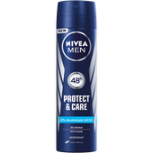 Bild: NIVEA MEN Protect & Care Deospray