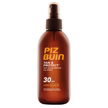 PIZ BUIN Tan & Protect Oil Spray LSF 30