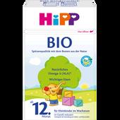 Bild: HiPP Bio Kindermilch