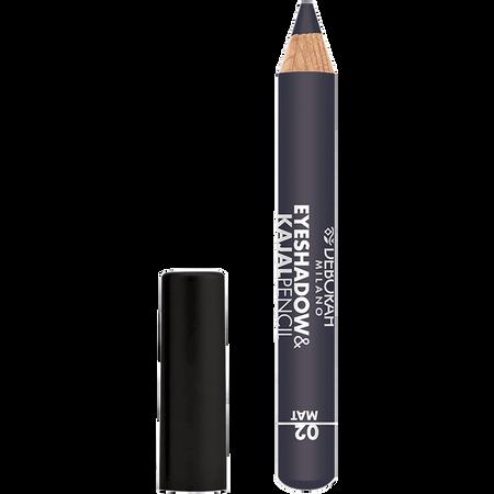 DEBORAH MILANO Eyeshadow & Kajal Pencil Jumbo