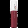 Bild: MAYBELLINE Superstay Matte Ink Liquid Lipstick 80 ruler