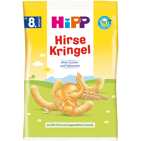 HiPP Hirse Kringel