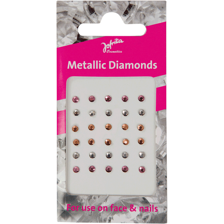 Jofrika Metallic Diamonds