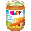 Bild: HiPP Karotten mit Mais und Bio-Kalb