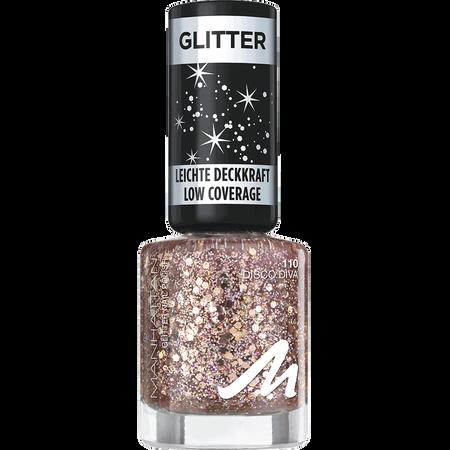 MANHATTAN Glitter Nail Polish