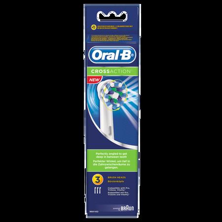 Oral-B Cross Action Aufsteckbürsten