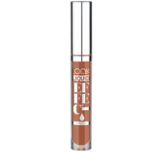 Bild: LOOK BY BIPA Effect Liquid Lippenstift coffee cream