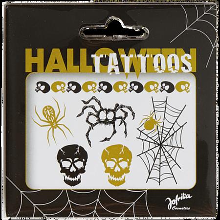 Jofrika Halloween Tattoos