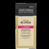 Bild: JOHN FRIEDA Sheer Blonde Hi-Impact Reparierende Intensiv-Kur