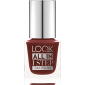 Bild: LOOK BY BIPA All in 1 Step Nagellack bordeaux queen