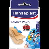 Bild: Hansaplast Family Pack Mickey Mouse & Friends