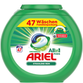 Bild: ARIEL All in 1 Pods Strahlend Rein