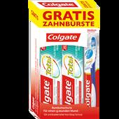 Bild: Colgate Total Plus Gesunde Frische Zahncreme  + gratis Zahnbürste