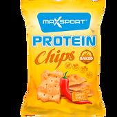 Bild: Max Sport Protein Chips sweet chilli