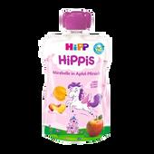 Bild: HiPP Hippis Mirabelle in Apfel-Pfirsich