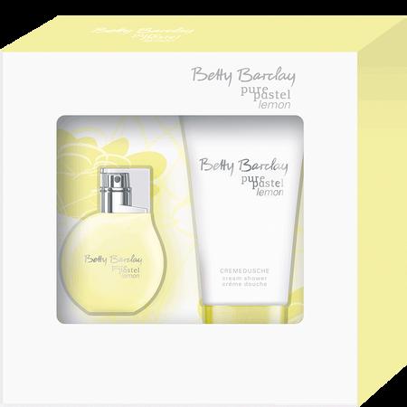 Betty Barclay Pure Pastel lemon Duftset