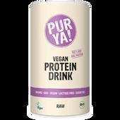 Bild: PURYA! Vegan Protein Drink Raw
